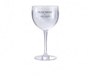 Clear Wine Cup