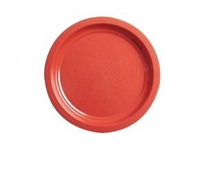 Round Tray( Embossed Grape)